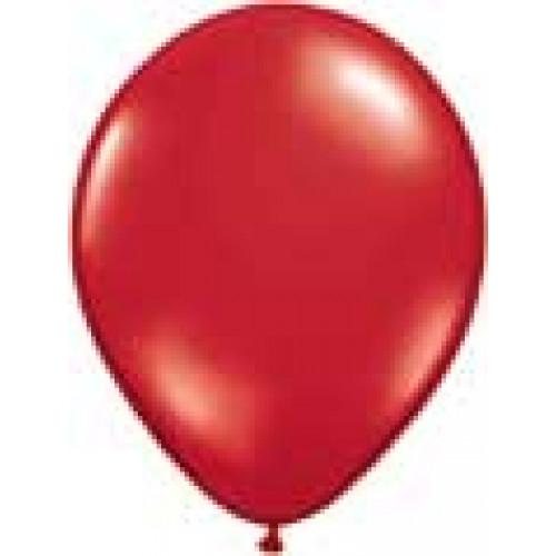 Rouge Rubis 350Q Jewel Couleurs Qualatex Modélisation Ballons