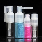 Glitter Powder Pump Bottle