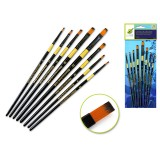 Artist Brush Set Flat