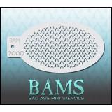 BAM2009 Bad Ass Stencil