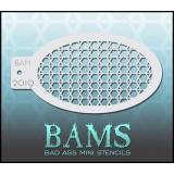 BAM2019 Bad Ass Stencil
