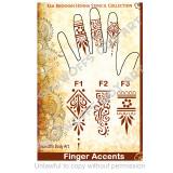 Finger Accents 1-3