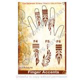 Finger Accents 4-6